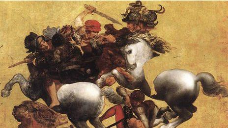 La Batalla de Anghiari