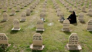 مقابر قتلى حلبجة