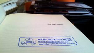 Libro sellado