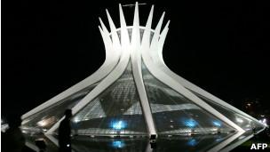 Catderal de Brasília