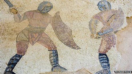 peleas en el mundo antiguo