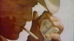 Comercial de cigarrillos Marlboro