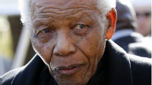 Nelson Mandela em foto de 2010 (AFP)
