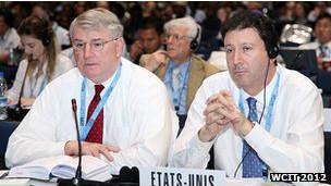 Delegación estadounidense