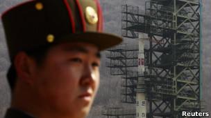 Coreia do Norte / Reuters