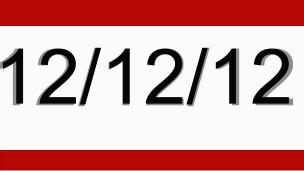 Este miércoles el calendario marcó un «número redondo», algo que no volverá a repetirse en 90 años. En un final de año caracterizado por una terrible profecía (la del fin del mundo según los mayas) este miércoles el mundo celebra también el último «número redondo» del siglo. Explosión de matrimonios, una película colaborativa mundial, el primer tuit del Papa y la celebración del día del hincha de Boca Juniors son tan solo algunos de los eventos que ocurrirán este miércoles, un «número redondo» que no se repetirá hasta dentro de casi 90 años, el 1 de enero de 2101. Además,