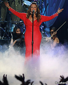 Jenni Rivera, cantante