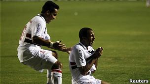 Felicidades Sao Pablo ,merecido Campeon