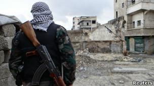 Боевики сирийской оппозиции