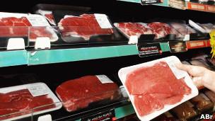 Carne brasileña