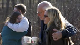 أمريكيون مصدومون بسبب الحادث