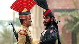 भारत पाकिस्तान सीमा