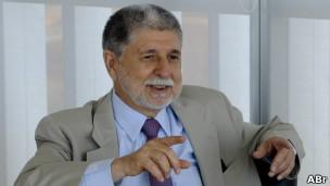 Celso Amorim / Agência Brasil