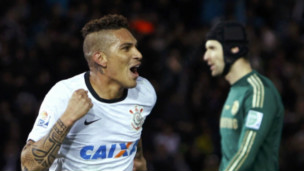 Mchezaji wa Corinthians