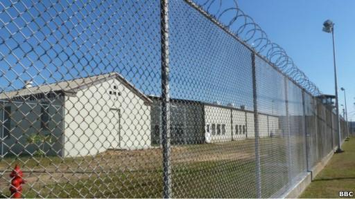 Prisão nos EUA. BBC