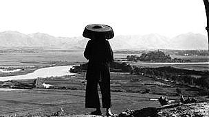 Campesino chino en 1950