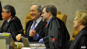 Ministros do STF (Agência Brasil)
