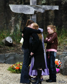 Conmemoración de décimo aniversario de la masacre de Port Arthur