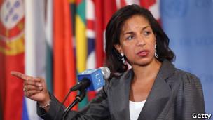 美国驻联合国大使赖斯