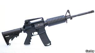 Fusil AR-15