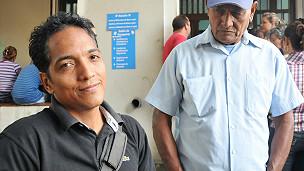 Yuri Orlando Morales  (Foto: Raquel Pérez)