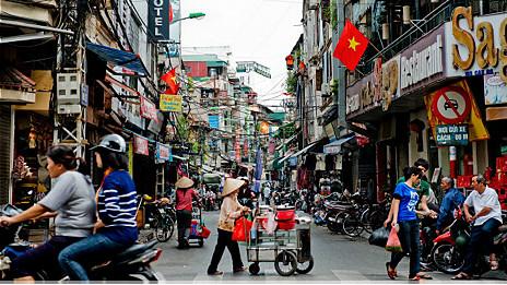 Đường phố Hà Nội