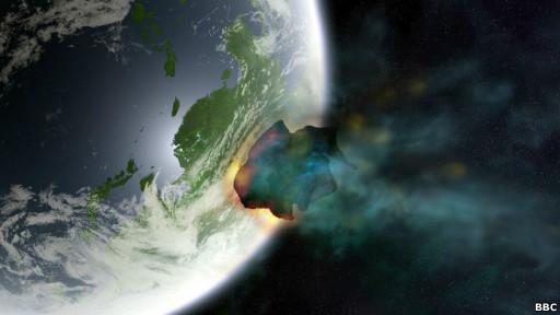 La razón por la cual debemos preocuparnos de los impactos de asteroides y cometas