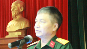 Đại tá, PGS.TS. Trần Đăng Thanh