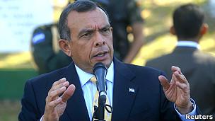 洪都拉斯总统洛沃