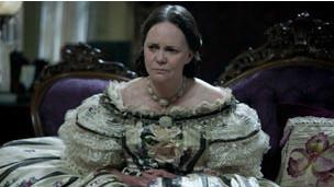Sally Field, em cena de 'Lincoln'
