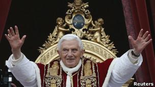 教皇本笃十六世呼吁中国宗教自由