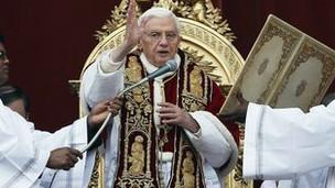 Paus Benediktus XVI