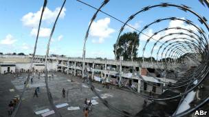 Penitenciária na Bahia (foto: ABr)