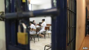 Penitenciária feminina em Brasília
