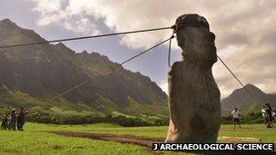 Estatua Moai