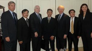 Thượng nghị sỹ Mỹ thăm VN