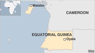 Mapa Nueva Guinea