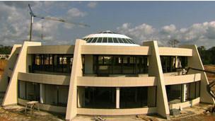 Nueva Universidad en Oyala