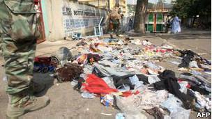 Rastros de estampida en Costa de Marfil