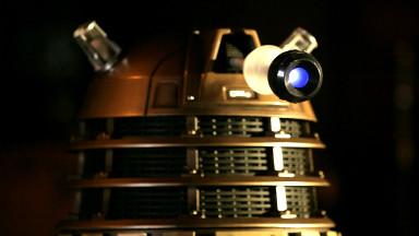 Dalek en Doctor Who