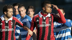 Kevin-Prince Boateng (foto: Associated Press)
