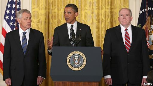 Obama và hai nhân vật được đề cử