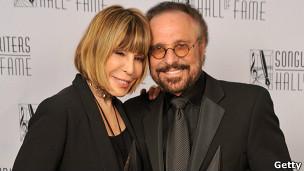 Barry Mann y Cynthia Weil
