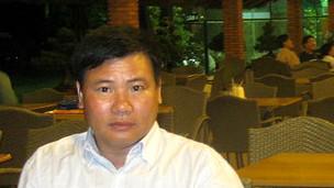 Blogger Trương Duy Nhất