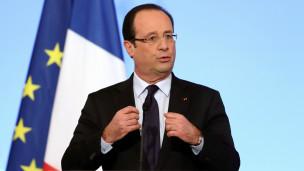 Rais Francois Hollande