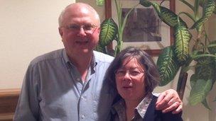 Mark y Cora Lijek
