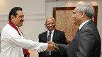 Mohan Peiris taking oaths as new CJ