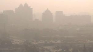 China: nuvem tóxica está encobrindo as cidades ao norte do país