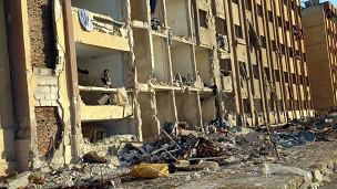 تفجيرات حلب