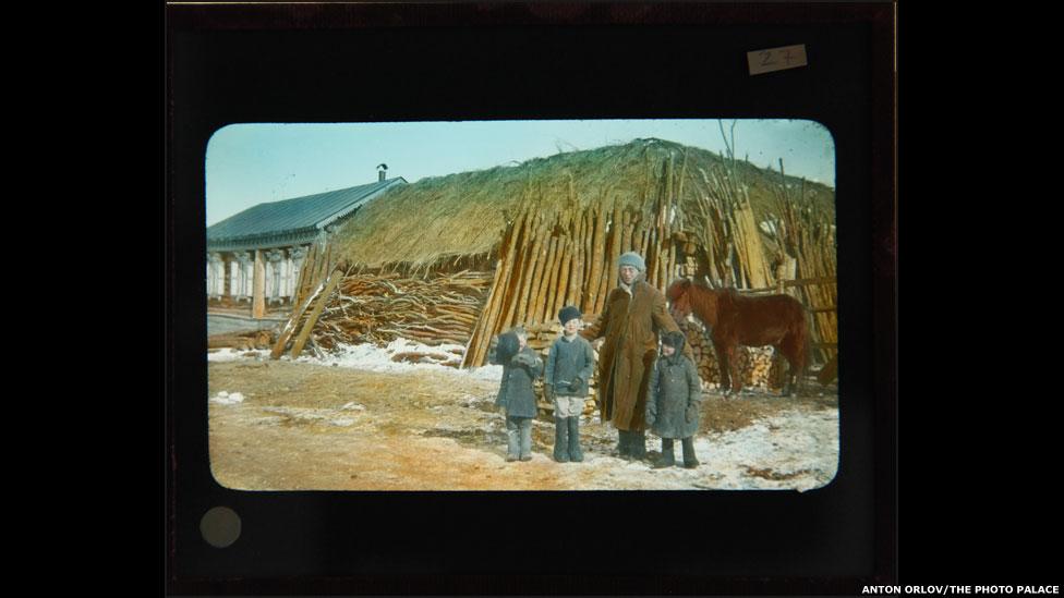 Cách mạng Nga 1917 qua ảnh tư liệu